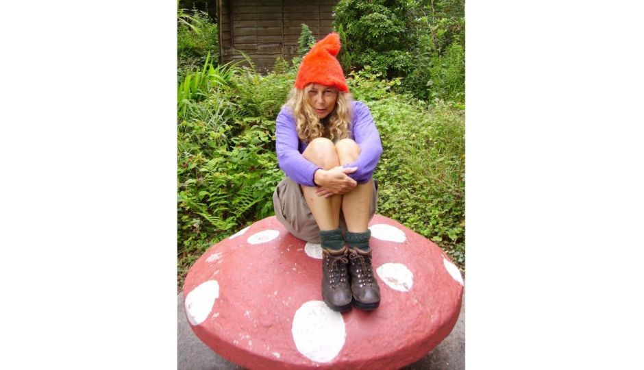 Pixie Deb on Toadstool