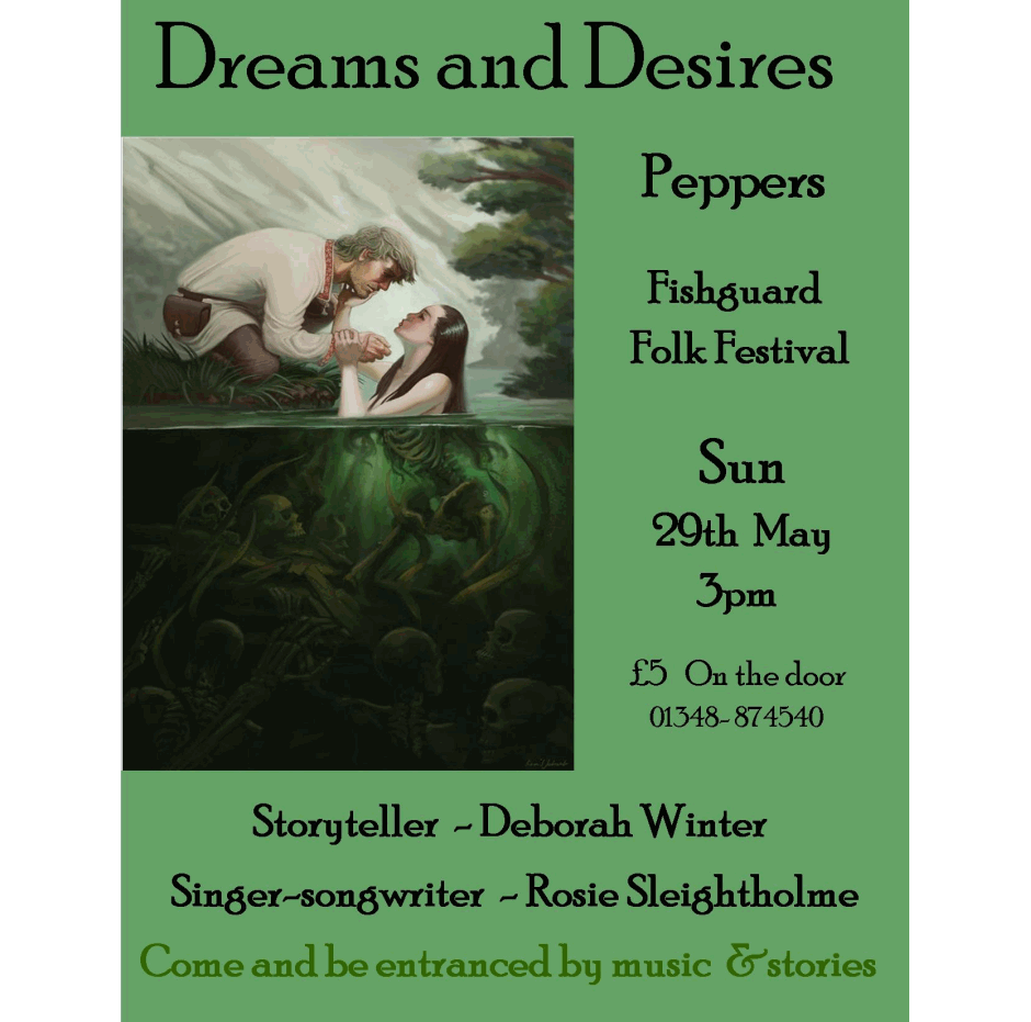 Dreams and Desires Poster