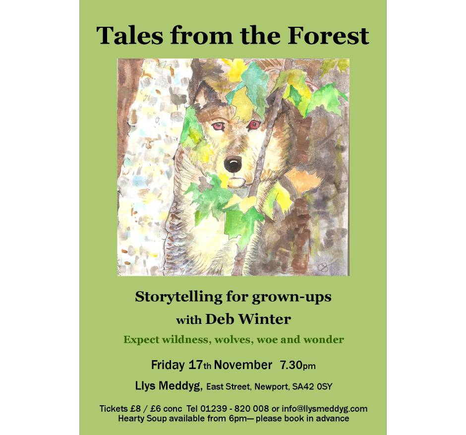 Tales From The Forest Poster