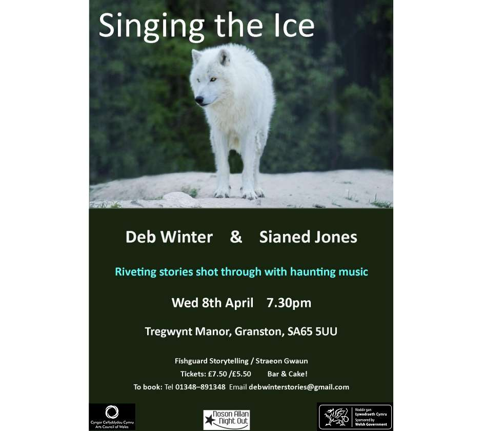 Singing the Ice Poster