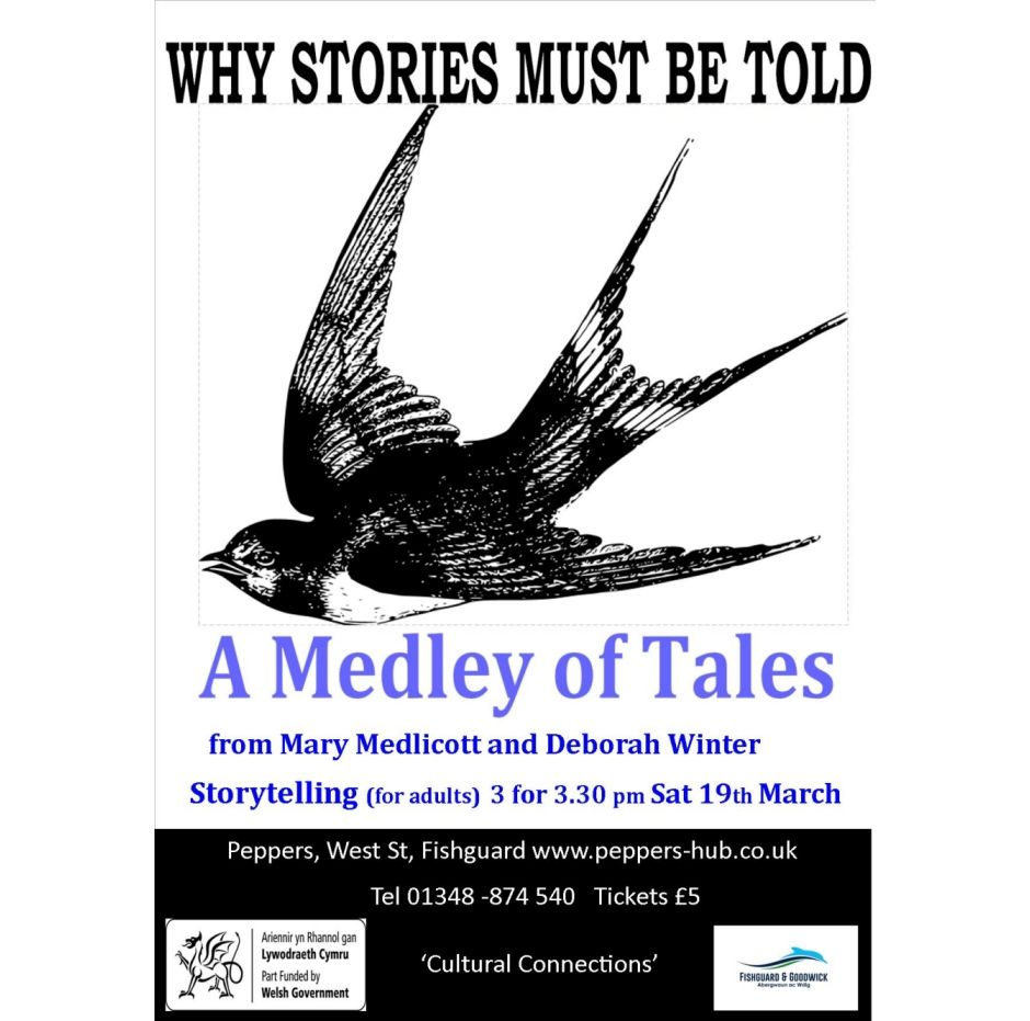 Why Stories Must Be Told